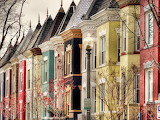 ☺ Pretty houses in Washington...