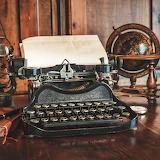 Vintage typewriter!