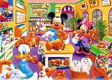 Mickey's Pet Shop