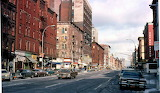 NEW YORK CITY, COLUMBUS AVE, 1977,