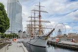 Nippon Maru in Yokohama