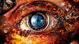 eye, mysticism, robot