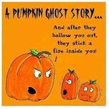 Pumpkin ghost story
