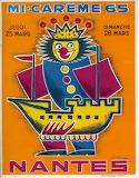 Nantes carnaval 1965_©Archives de Nantes