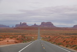 Monument Valley Forest Gump