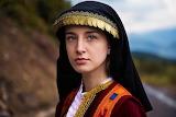 Woman in Greece