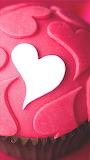 Cupcake-1440x2560-love-heart-5k-548
