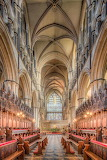 Churches - Beverley Minster - Beverley Yorkshire