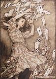 Alice au Pays des Merveilles par Arthur Rackham