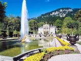 Il castello di Linderhof-il preferito di Ludwig II-Germany