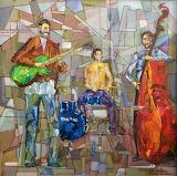 cubist jazz players, Mattei Enrico
