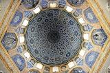 Interior. Turabeg Khanym Mausoleum, Turkmenistan