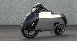 Custom Vectrix Electric-Scooter