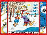 Happywinter