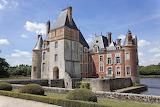 Chateau de la Bussiere - France