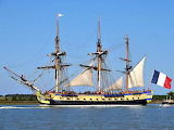 L'Hermione French Sailing Vessel