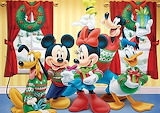 Disney Ugly Christmas Sweater Party