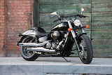 2009-10 HONDA Shadow Phantom VT750 C2A 1