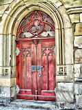 Bayreuth - Germany, door
