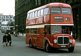 AEC Regent V 2D3RA 1961 Yorkshire Woolen District