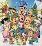 Hanna Barbera Carolers