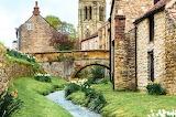 Yorkshire spring