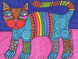 Cat by Katie Kinsman