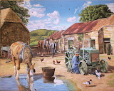 Back from the Fields - Trevor Mitchell