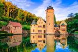Castle-mespelbrunn-germany