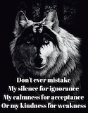 Wolf Quote