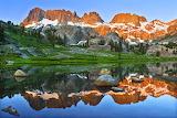 Ediza Lake, Eastern Sierras