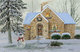 A Christmas Morning by Pat Gamby...