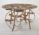 """Home """"Lotus Table"""" """"Claude Lalanne"""""""