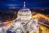 St. Nicholas Cathedral in St. Petersburg