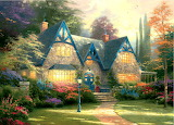 Windsor Manor~ ThomasKinkade