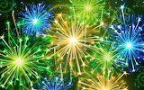 #Bright Fireworks