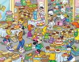 Goofy's Bakery