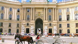 AUSTRIA Wien Imperial Palace Hofburg