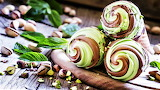 #Pistachio Chocolate Swirl