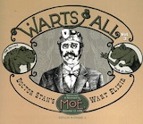 Moe. Warts & All Vol.3 Album Cover