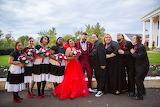 Beetlejuice Wedding Party
