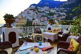 Bar Cafe - Positano, Italy