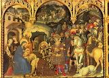 Boże Narodzenie - Gentile da Fabriano