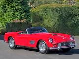 1960 Ferrari 250 GT California Competizione Spider