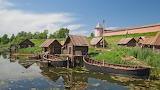 Suzdal vladimir region river stove kremlin tower city estate boa