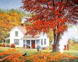 Autumn-painting-John-Sloane