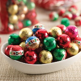 Christmas-chocolate-balls 2