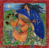 Blue-woman-helena-nelson-reed