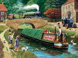 Rail and Canal - Kevin Walsh