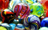 Striped Marbles